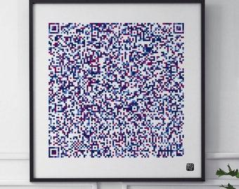 GenoArt QR Code - Showstopper