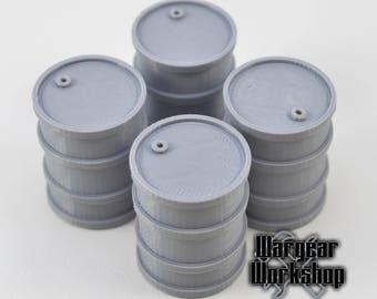 Scatter Terrain: Barrels