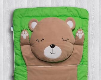 Bedding Kids Sleeping Bag Cotton Gift For Kid Preschool Nap Mat
