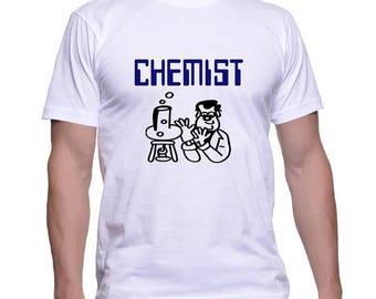 Tshirt for a Chemist