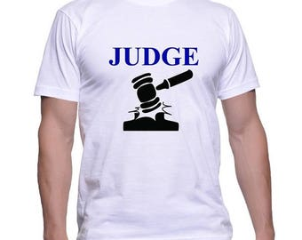 Tshirt for a Judge