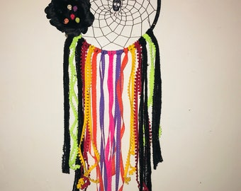 Day of the dead Dreamcatcher