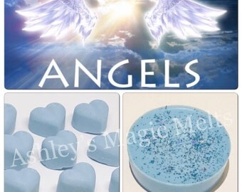 3 angel perfume designer soy wax melts, strong wax melts, best wax melts, long lasting wax melts