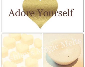 3 j'adore perfume soy wax melts, strong wax melts, designer melts, perfume dupes, scented wax cubes, cheap wax melts