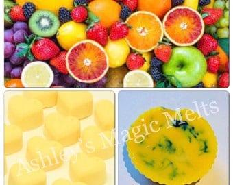3 Tropical wax melts, scented wax cubes, wax tarts, best wax melts, soy wax melts, fruity wax melts, strong wax melts, cheap wax melts