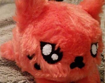 Pink Kitten plush