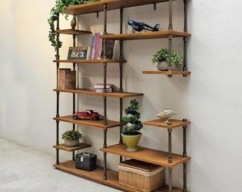 porte manteau etagere etsy. Black Bedroom Furniture Sets. Home Design Ideas