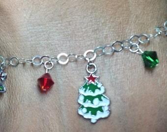 Christmas bracelete