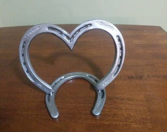 Horseshoe heart