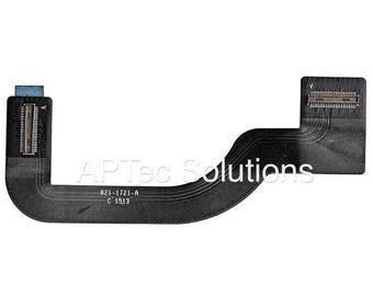 "Apple MacBook Air 11"" A1465 Audio USB Power Board DC Flex Cable 821-1721-A"
