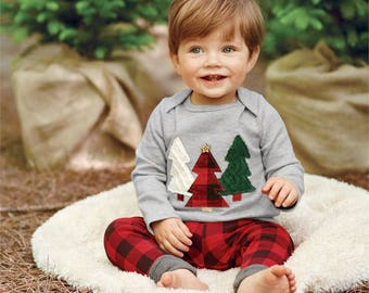Christmas Tree Pyjamas Set