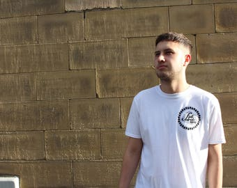 Full Circle Collective White T-Shirt