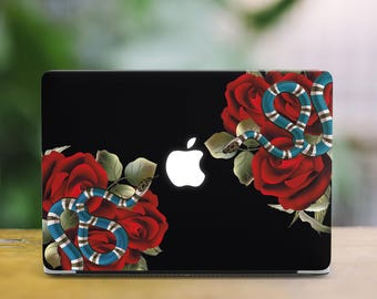 Flowers Case Macbook Air 13 Case Macbook 11 Case Macbook Cover MacBook Pro 13 Case Gucci Macbook Retina 13 Case Macbook 12 Case Cover