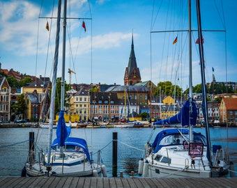 Germany - Harbor, digital download