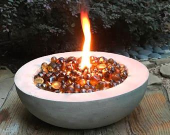Concrete Fire Bowl