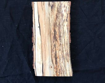 Good Tree Fine Wares spalted maple cutting board