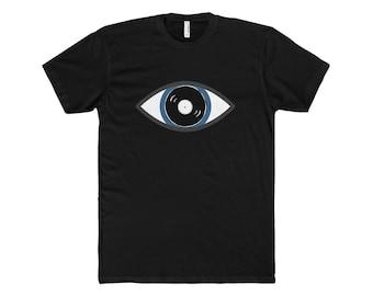 Men Vinyl Eye