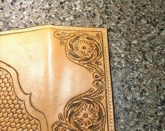Custom roper wallet