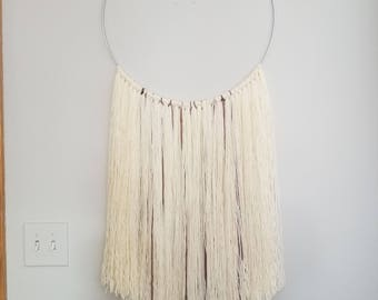Yarn Wall Hanging
