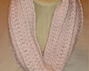 Girls cowl scarf