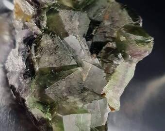 Fluorite Green/Purple