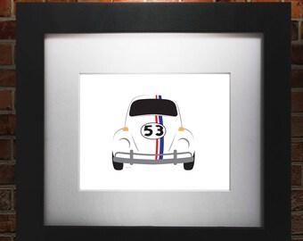 Herbie VW Beetle