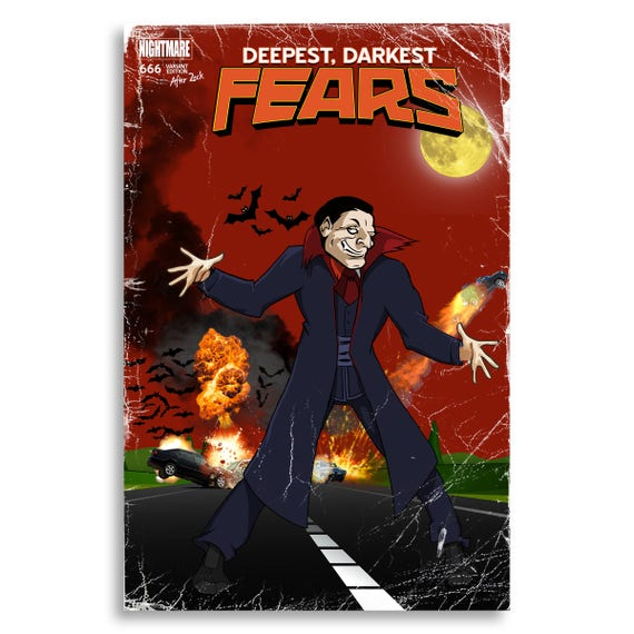 Depest, Darkest Fears