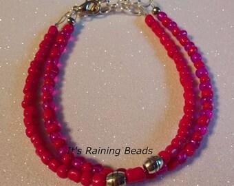 Bright Pinks Bracelet combo