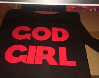 God Girl Tees