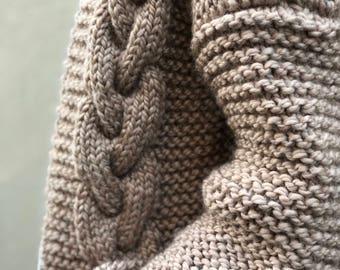 Handmade Wool Bomber