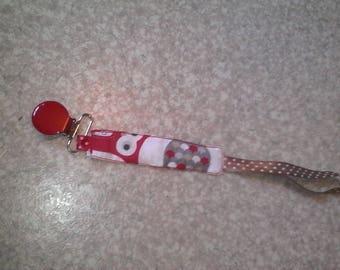 Pacifier clip