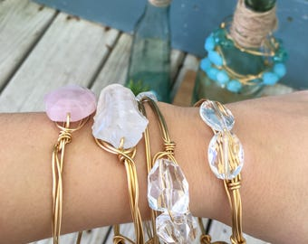 Handcrafted bangles