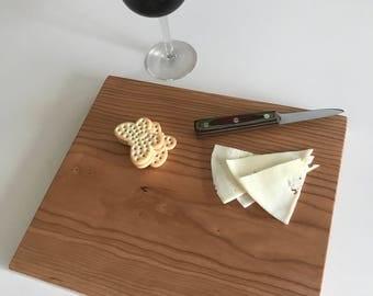 Cherry Cutting Board Full 1 in. Beautiful Face Grain