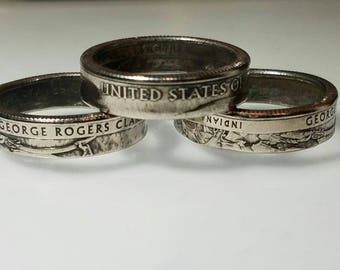 State Quarter Rings limited time offer