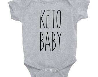 Keto Baby Infant Bodysuit