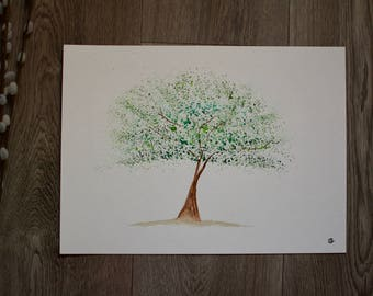 Tree #1 series