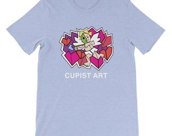Cupist Art Valentine's Day T-Shirt