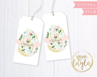Printable gift tag etsy easter tags easter tags printable easter tag pdf easter gift bag tag negle Image collections