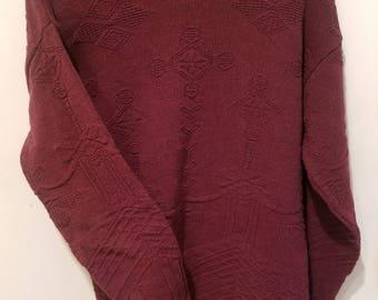 1980's Turtleneck Sweater