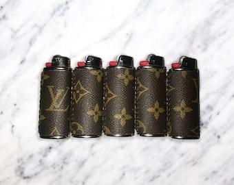 Louis Vuitton luxurious lighter case