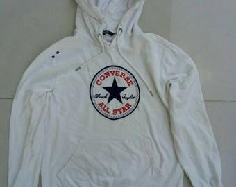 Vintage CONVERSE hoodies big logo