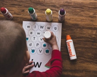 Letter Find Activity