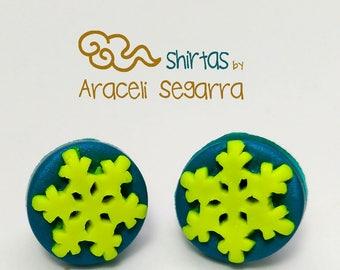 SNOWFALKE by Araceli Segarra