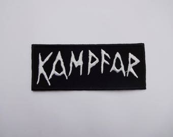 Kampfar patches