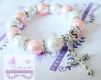 Christening Handmade Bracelet