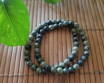 Serpentine Gemstone Bracelets