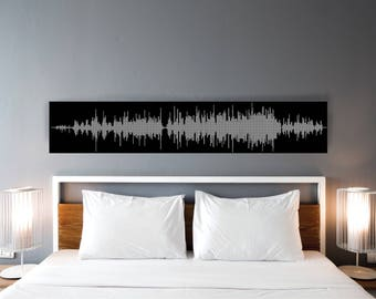 Sound Wave Art, Sound Wave,  Soundwave Art, Sound Print, Sound Canvas, Sound Wave Print, Audio Art, Custom Audio Art, Custom Voice Print