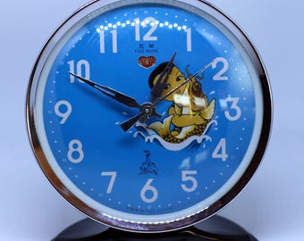 FIVE RAMS - Chinese mechanical alarm clock