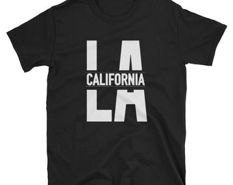 L.A California Shirt Los Angeles Shirt for Women California L.A Tshirt California Tshirt California Republic Shirt Cali LA Gifts for Her