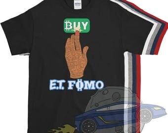 E.T. FOMO Crypto T-Shirt